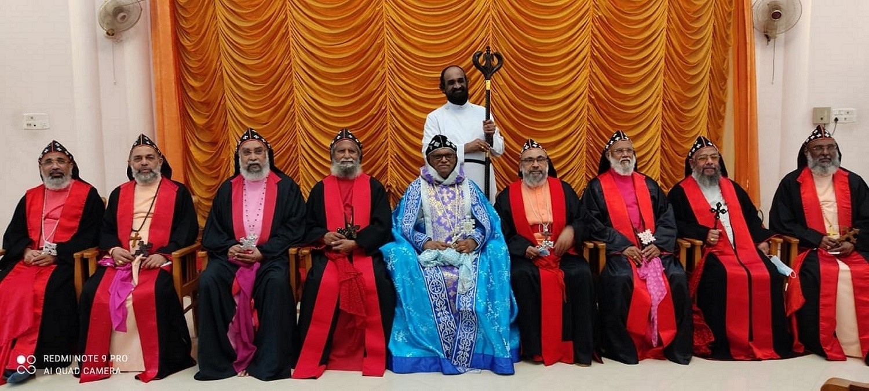 Malankara Mar Thoma Metropolitan & Bishops