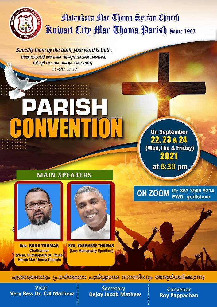 PARISH Convention